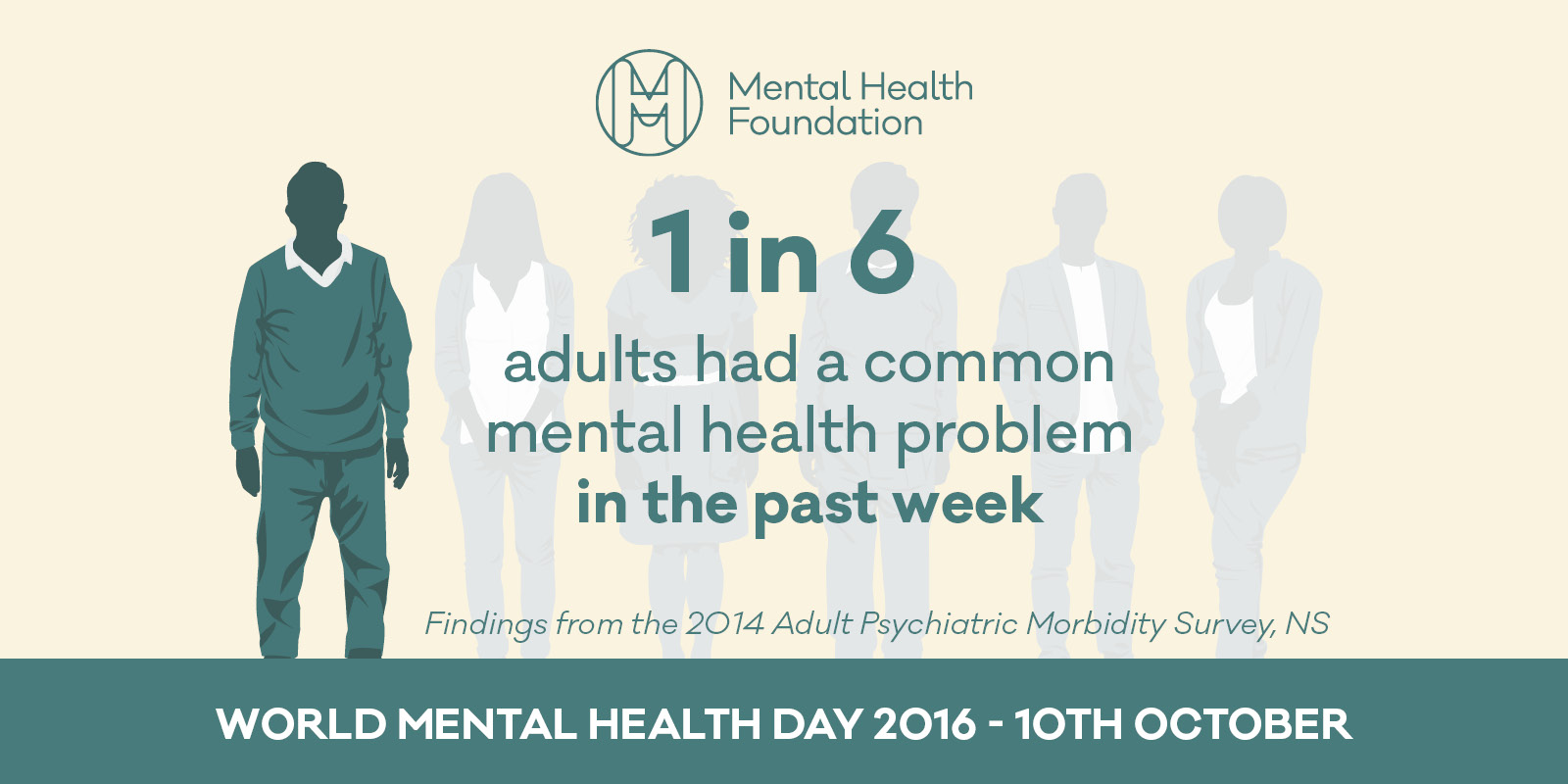 world mental health day   monday 10th october 2016