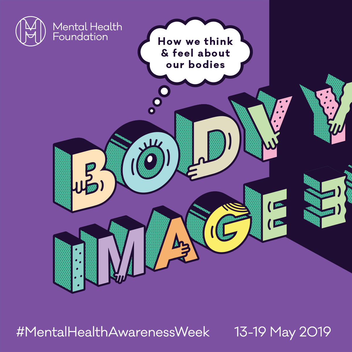 Mental Health Awareness Week Body Image