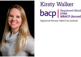 Kirsty Walker BACP Accredited
